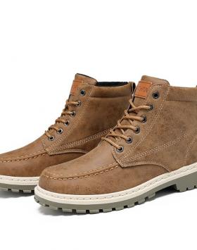 Sepatu Boots Pria Casual Keren Harga Murah