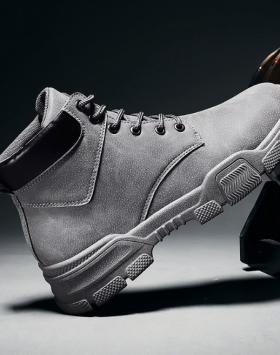Sepatu Boots Pria Grosir Dan Ecer Termurah