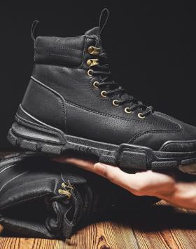 Sepatu Boots Pria Harga Grosir Termurah