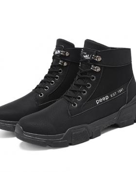 Sepatu Boots Pria Murah Berkualitas