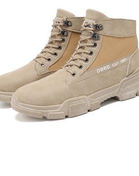 Sepatu Boots Pria Terbaru Kekinian Harga Grosir