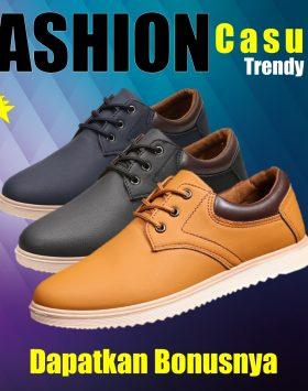Sepatu Pria Casual Harga Murah Berkualitas