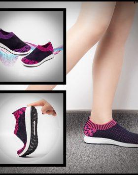 Sepatu Slip On Wanita Terlaris
