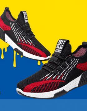 Sepatu Sneakers Pria Casual Keren Harga Miring