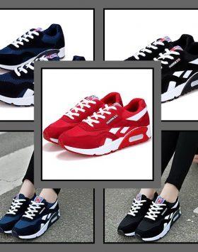 Sepatu Sneakers Wanita Sport Running Terbaik