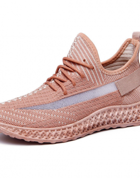 Sneakers Wanita Sepatu Sport Fashion Korea