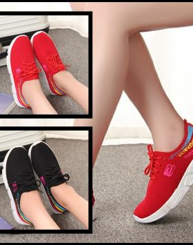 Sneakers Wanita Sepatu Sport Olahraga Running