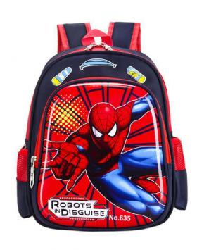 Tas Ransel Sekolah Anak Laki Laki Spiderman