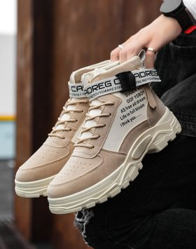 Sepatu Boots Pria Trend Kekinian