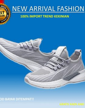 Sepatu Pria Sneakers Sport Casual Running