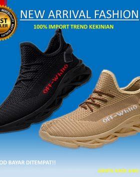 Sepatu Sneakers Pria Import Keren New Arrival