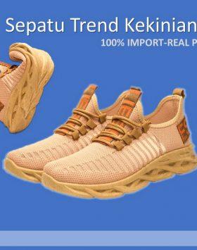Sepatu Sneakers Pria Model Kekinian Murah