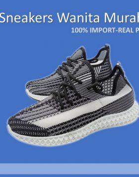 Sneakers Sepatu Wanita Import Harga Murah