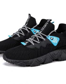 Sepatu Sneakers Casual Pria Import Terbaru 2021